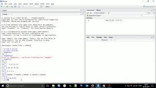 Erstellen Vektor in R Studio | Airthmatic Betrieb in R für Anfänger R Programmierung