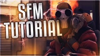 How To Make A BASIC SFM Poster + How I Make MY SFM Posters!