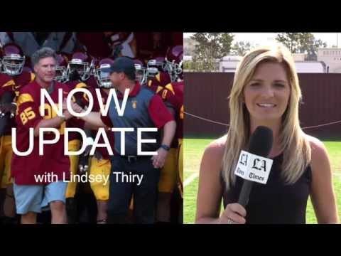 Justin Wilcox discsuses Stanford loss, injury report and Jake Olson makes first snap