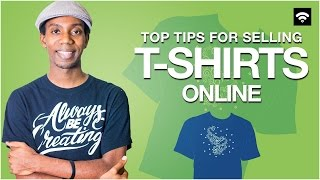 ... how to sell t-shirts online. selling shirts is hard and the reality that building an entire business around...