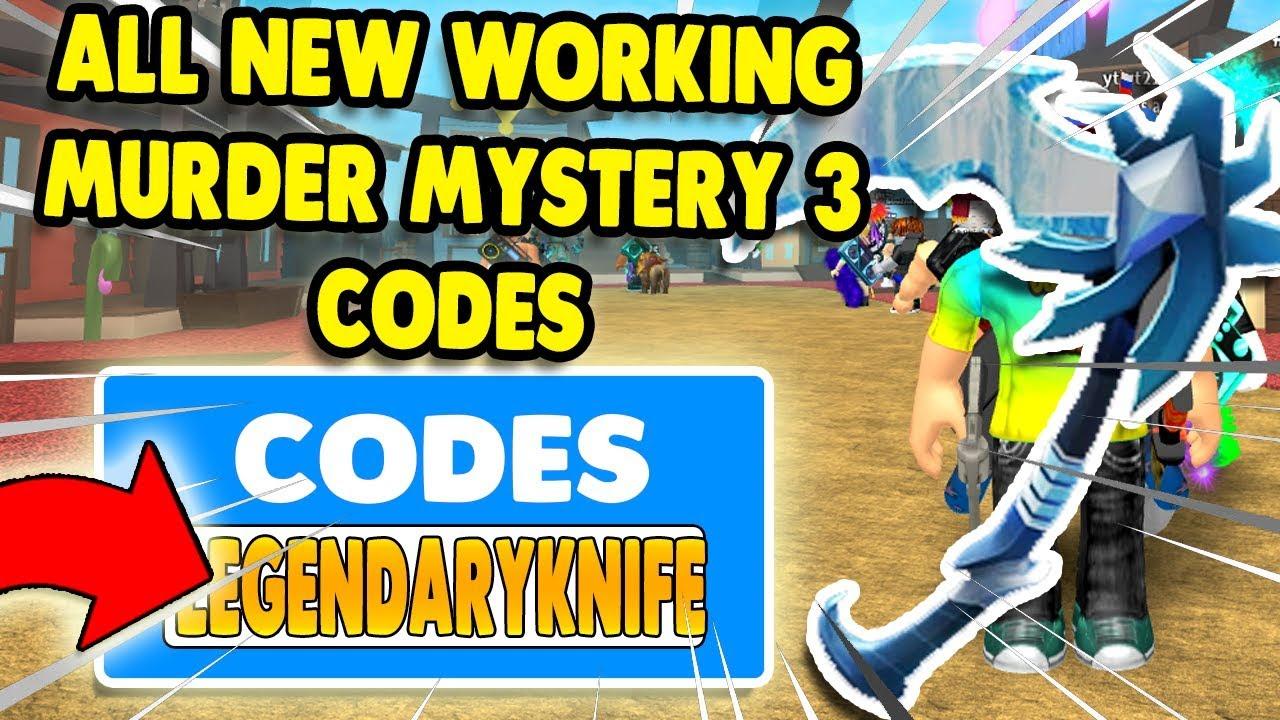 Murder Mystery X Sandbox Code By Jery Bautista