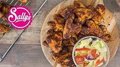 Chickenwings / Hähnchenflügel aus dem Ofen oder vom Grill / Sallys Welt