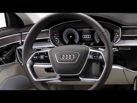 mobil mahal audi a8 2018 best interior design of cars youtube. Black Bedroom Furniture Sets. Home Design Ideas