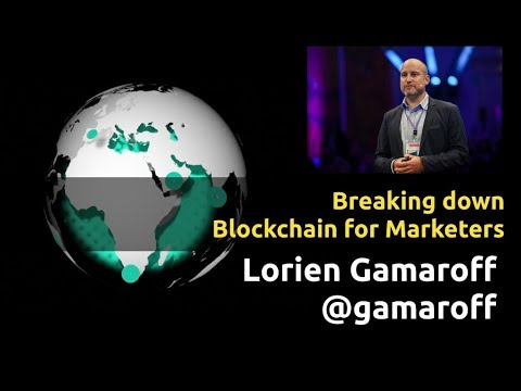 Meltwater Biz Breakfast - Breaking Down Blockchain for Marke
