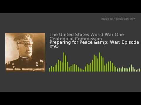 Preparing For Peace & War: Episode #95