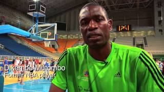Unified Basketball at Special Olympics World Summer Games Athens 2011.mov