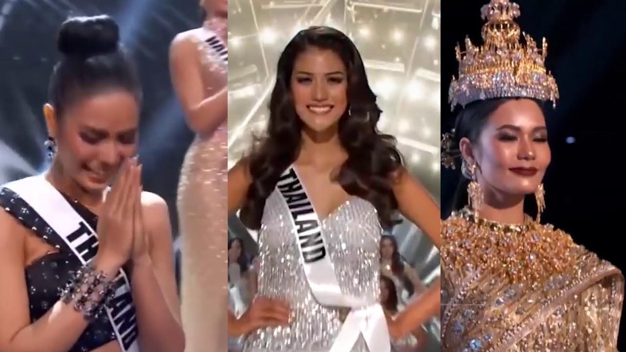 Karta Za Thailand.2018 Miss Universe In Thailand Youtube
