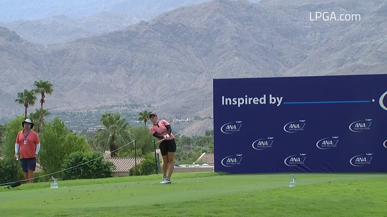 Second Round Highlights from the ANA Inspiration
