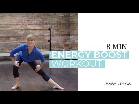 Essentrics Aging Backwards #4 - Increase Your Energy