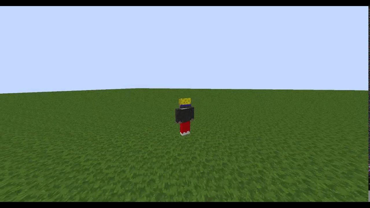 Ein Kleiner Skin Für Minecraft YouTube - Kleine skins fur minecraft