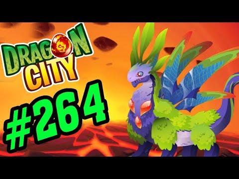 Dragon City Game Mobile - Aurora Dragon Review Rồng 7 Sắc Cầu Vồng - Game Nông Trại Rồng #264