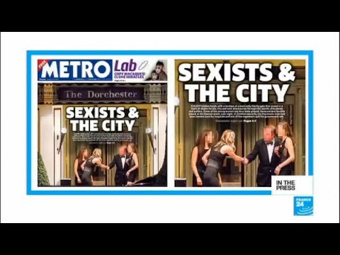 Sexism & the City: UK men-only charity gala closes over sexual harassment claims