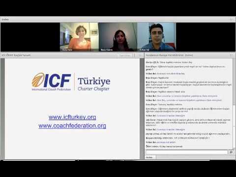 """e-Seminer Naci Demiral """"ICF ile Koçluk Söyleşisi"""""""