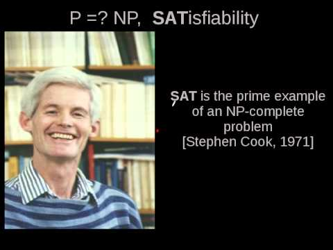 P=NP, linear programming, and satisfiability (Cantonese)