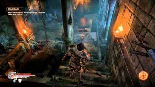 Lords of the Fallen REVIEW / TEST | Dark Souls Lite aus Deutschland
