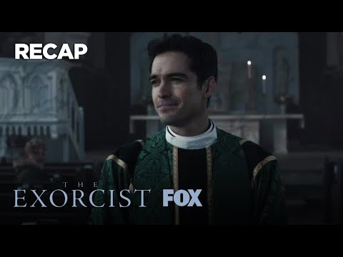 A Tale Of Two Priests: Father Marcus And Father Tomas' Origins | Season 1 | THE EXORCIST