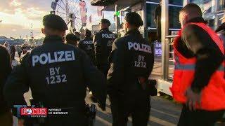 Ein'gsperrt is! Auf Streife mit der Wiesn-Polizei - Focus TV Reportage