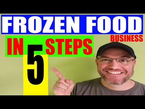 How to start a frozen food business 5 Tips For success