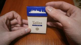 Сигареты Tallinn СССР