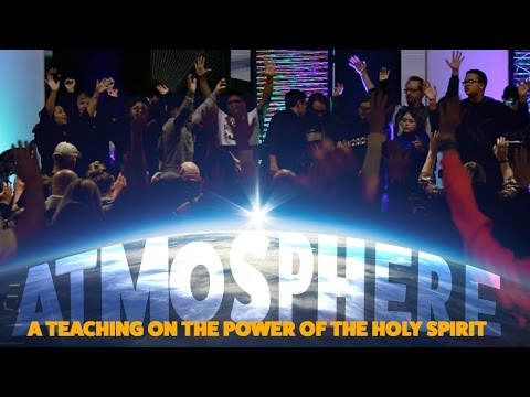 The Atmosphere is Changing NOW : Generations House of Worship : 4-10-2016