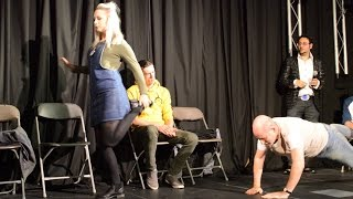 Strictly Come Trancing with Ben Dali: Full Hypnosis Show with Induction thumbnail