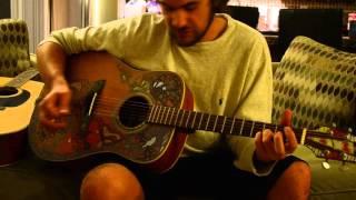 William Michael Morgan I Met a Girl Guitar Tutorial Lesson