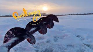 Рыбалка на жерлицы балансир два дня зимней рыбалки на водохранилище Кутулук