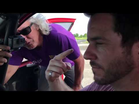 Behind the Scenes Rally Racing in Barbados: Daily Planet