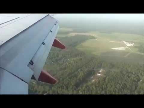 Southwest Airlines Landing in Jacksonville (KJAX) *HD*