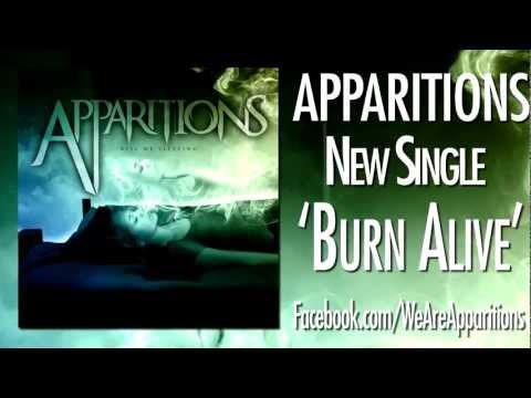 Клип Apparitions - Burn Alive