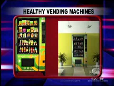 vending machines in school Many schools have started offering healthier fare in some vending machines, but most students bypass the sliced apples and celery for potato chips and.