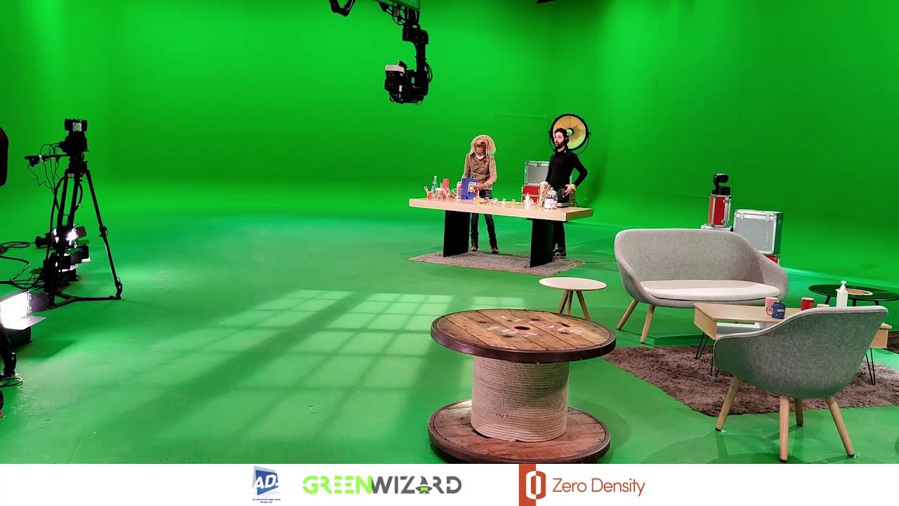 La Maison de Lumni Making Of - ADTV - GW - YouTube