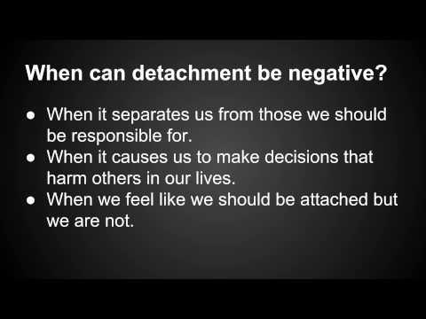 Podcast Episode 5 - Emotional Detachment