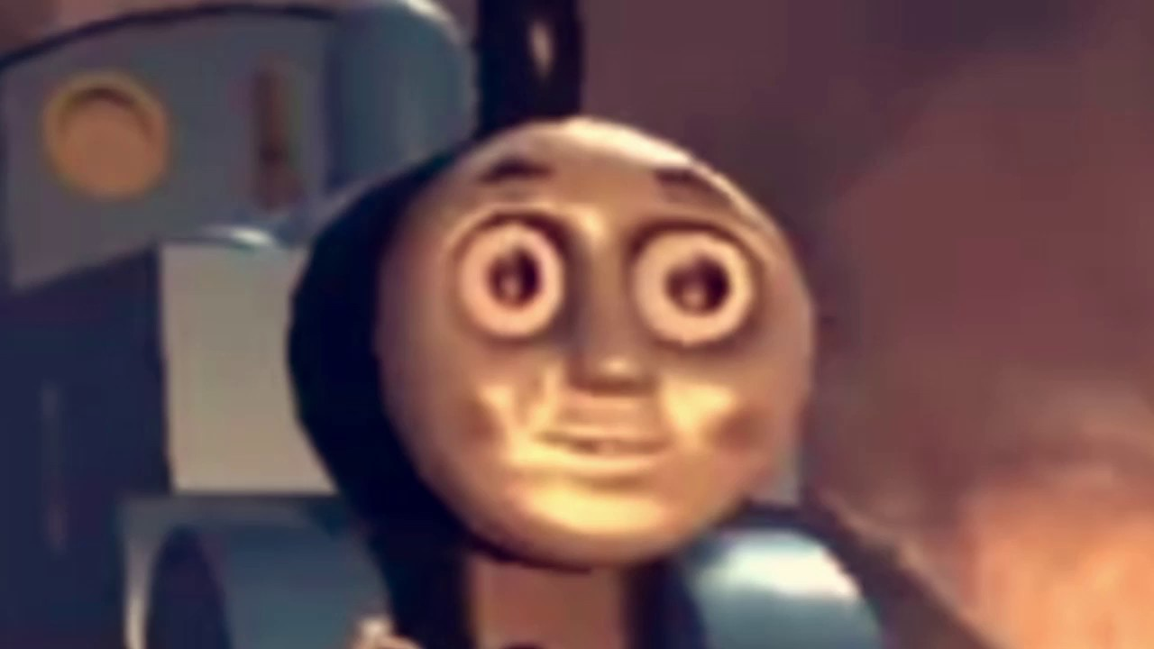 Thomas O Face Roblox Roblox Meme On Meme Thomas The Tank Engine But You Slowly Sink Deeper Into Hell Youtube