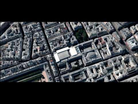 Bibliothèque nationale de France Vue du ciel