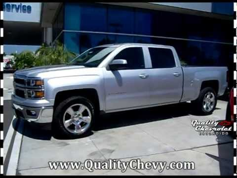 2014 Silverado 1500 2wd LT Crew Silver Ice Metallic - YouTube