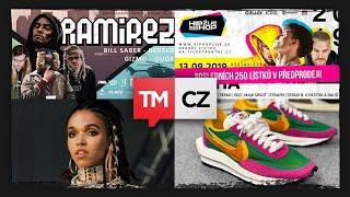 Hip Hop Žije & Ramirez, Bill Saber a Gizmo už dnes! | TM.CZ