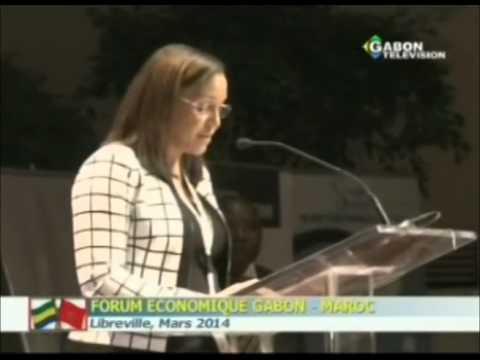 RTG1 - Cérémonie d'ouverture du forum économique Gabon-Maroc