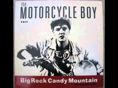 The Motorcycle Boy - Room at the Top (1987) (Audio)