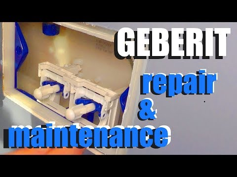 how to install geberit seal replace doovi. Black Bedroom Furniture Sets. Home Design Ideas