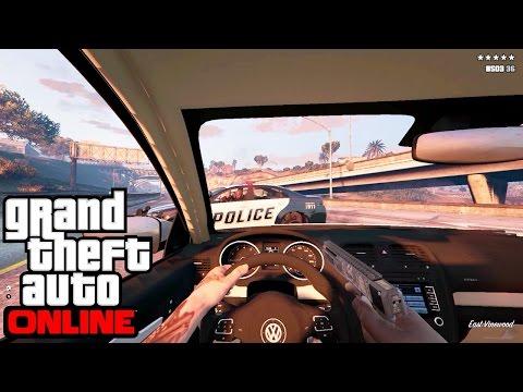 GTA V : VIDA DO CRIME | FIM DA LINHA ? Policia Na Cola do Bonde | EP# 28