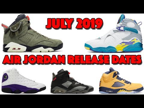 jordans coming out in july 2019 Shop