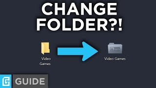 windows How to Change Folder Icon to Custom Icon on Windows 10  PNG2ICO & tutorial for Windows 10
