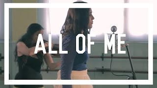 Video Ana Aldeguer - All of me (John Legend) - Spanish/English Cover download MP3, 3GP, MP4, WEBM, AVI, FLV Juli 2018