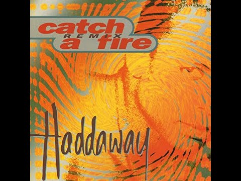 Haddaway  -  Catch a fire COVER by Albert