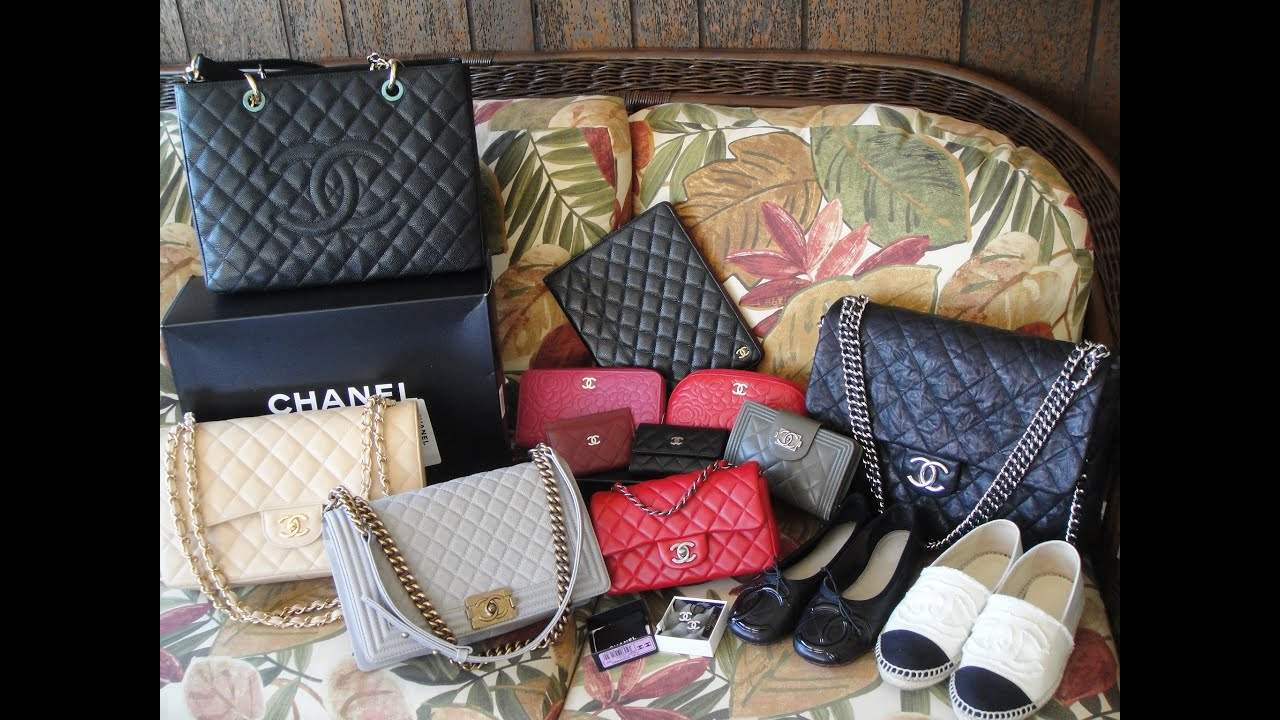 My Chanel Collection