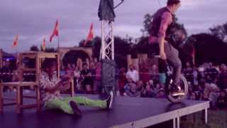 Circus variety act: Unicyclist - Lucas Wintercrane