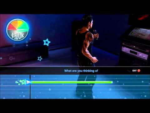 "Sleeping Dogs [PC] Karaoke ""All out of Love "" 100% [HD]"