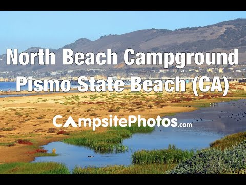 North Beach Campground Pismo State California