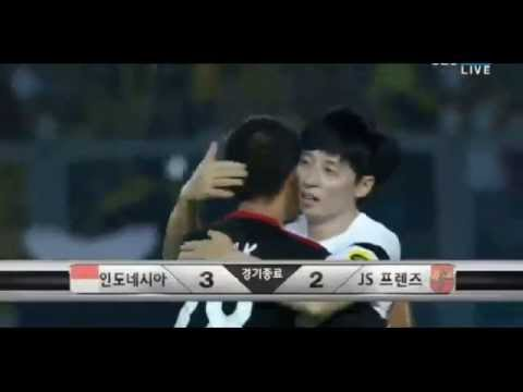 02062014 [RUNNINGMANCUT] Asian Dream Cup (RM + Ji Sung Park Friend's) vs Indonesian All Stars